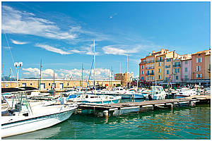Flirten in Saint Tropez